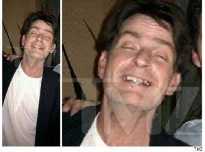 charlie sheen messed up