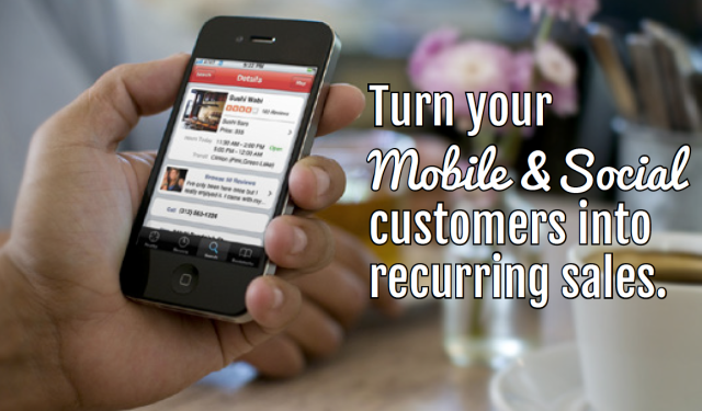 How to Turn Your Mobile & Social Customers into Recurring Sales [White Paper]