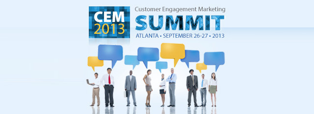 Social Strategy1 to Sponsor Customer Engagement Marketing Summit