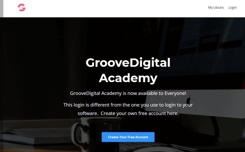 Groove Digital Academy
