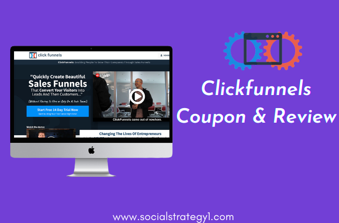Clickfunnels Coupon & Review
