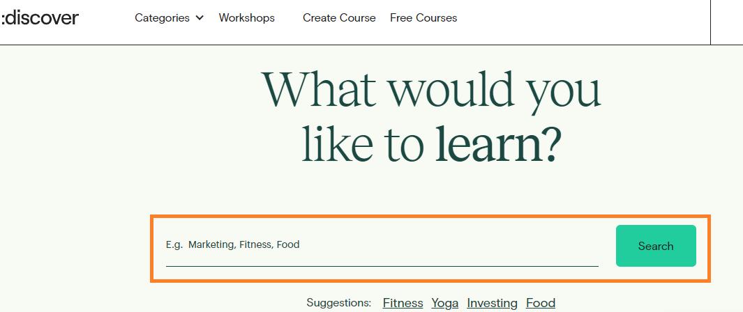 create course on teachable