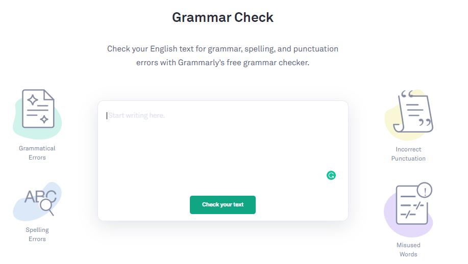 grammarly grammar check